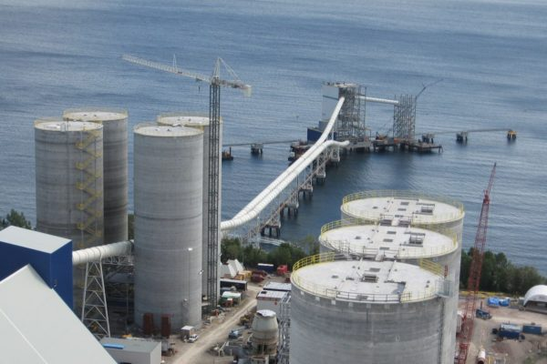 Cimenterie McInnis Port-Daniel-Gascons