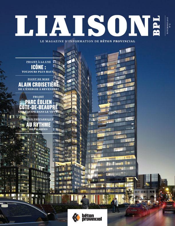 Magazine Liaison 2, automne 2015