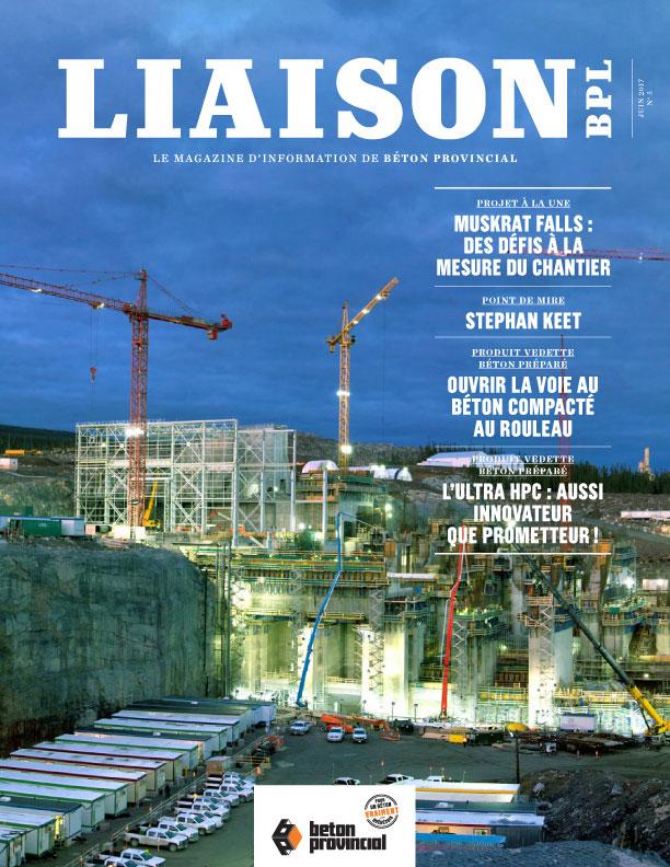 Magazine Liaison 5, été 2017