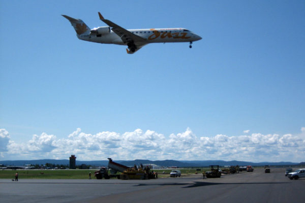 Aéroport de Goose Bay