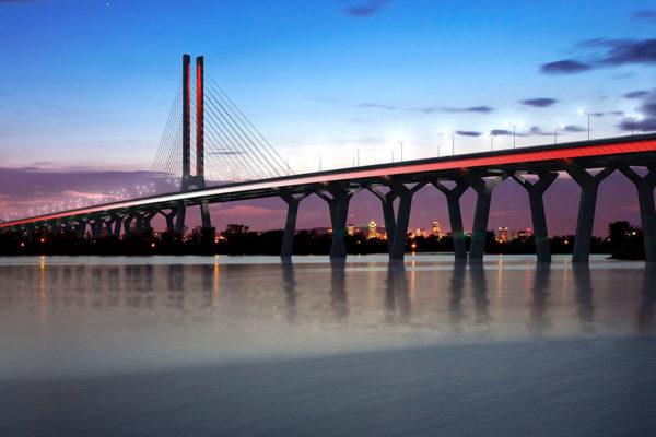 Pont Champlain Montréal