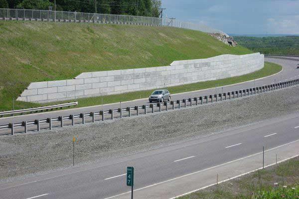 Béton Provincial - Mur Ter-Voile