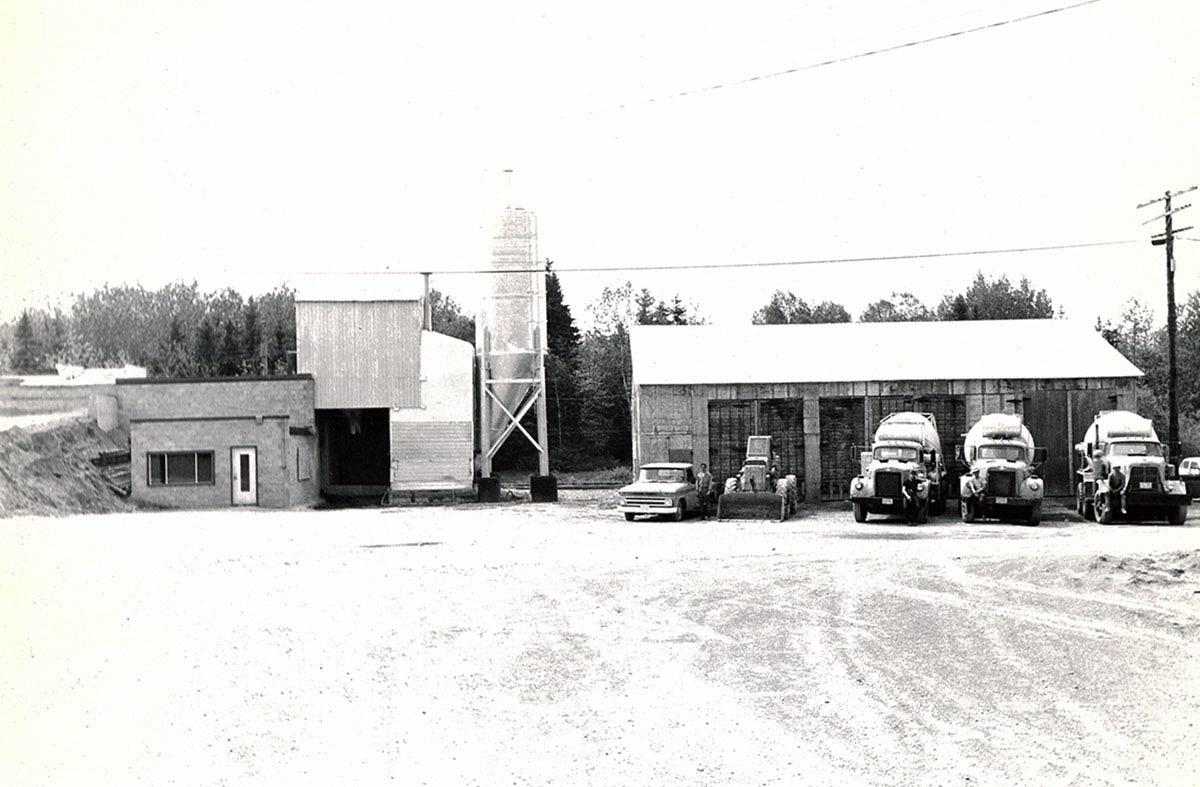Béton Provincial - Plus importante entreprise Canadienne de l'industrie du béton