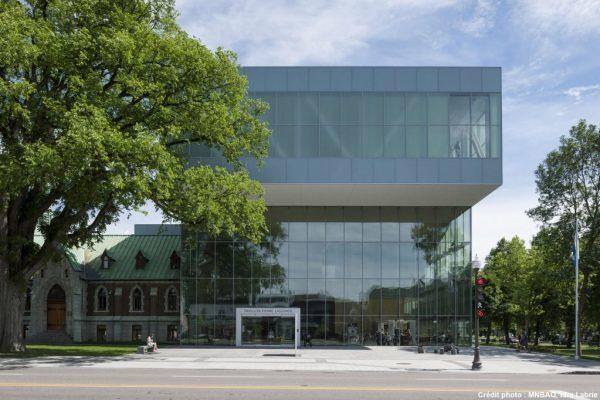 Béton Provincial - Musée National des beaux-arts du Québec (MNBAQ)