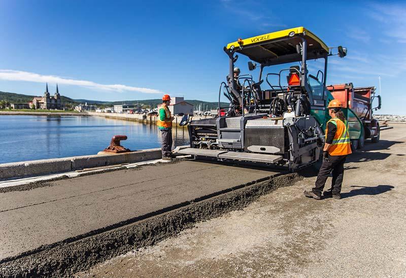 Béton Provincial - Roller-compacted concrete