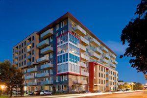 Béton Provvincial - Rouge Condominiums Montréal