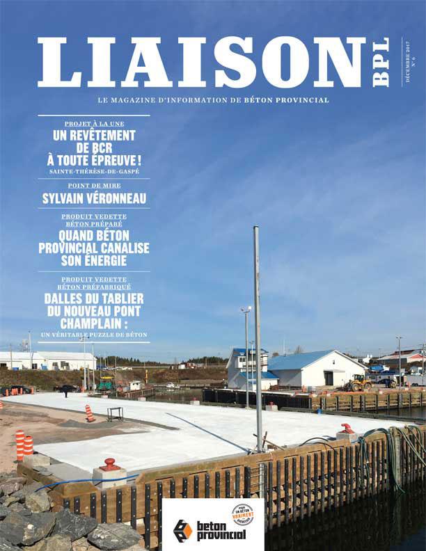 Magazine Liaison 6, hiver 2017
