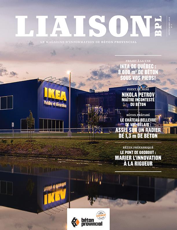 Magazine Liaison 7, été 2018