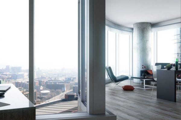 Béton Provincial - Projet immobilier Icône Montréal
