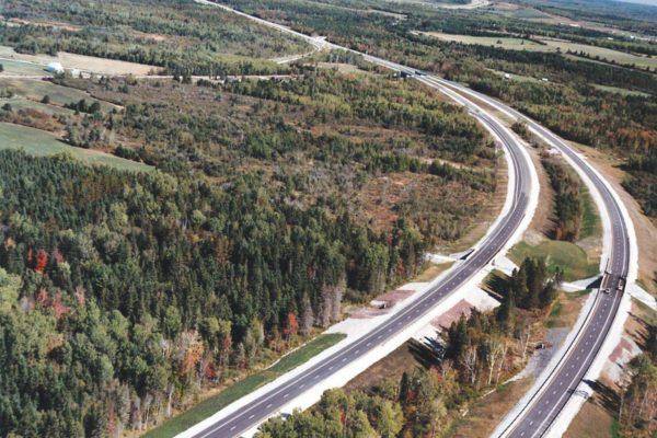 Autoroute Frédéricton-Moncton
