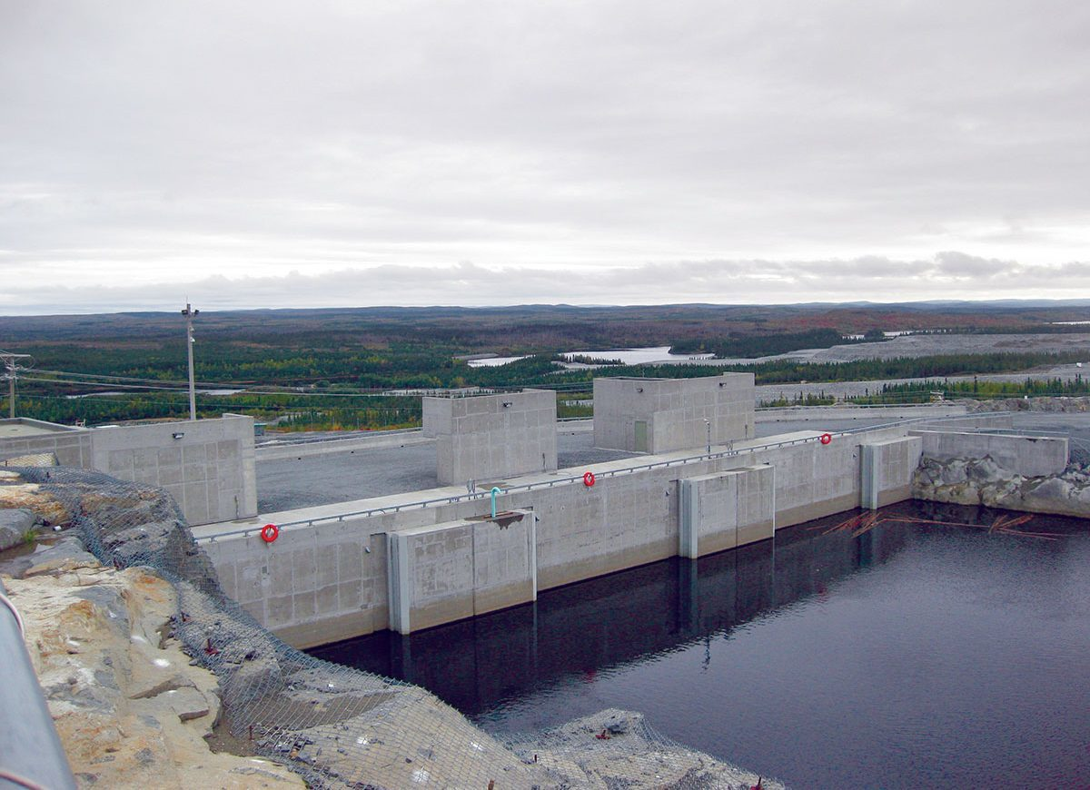 EASTMAIN 1 AND 1A HYDROELECTRIC POWER PLANT