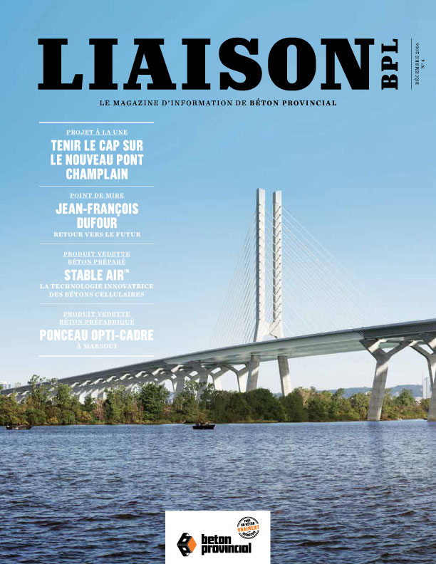 Magazine Liaison 4, automne 2016