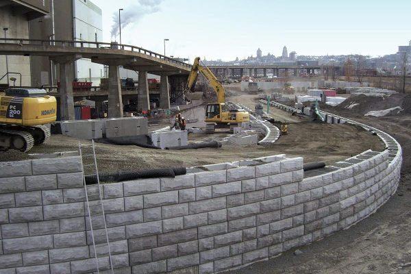 Béton Provincial - Murs de soutènement Stone Strong