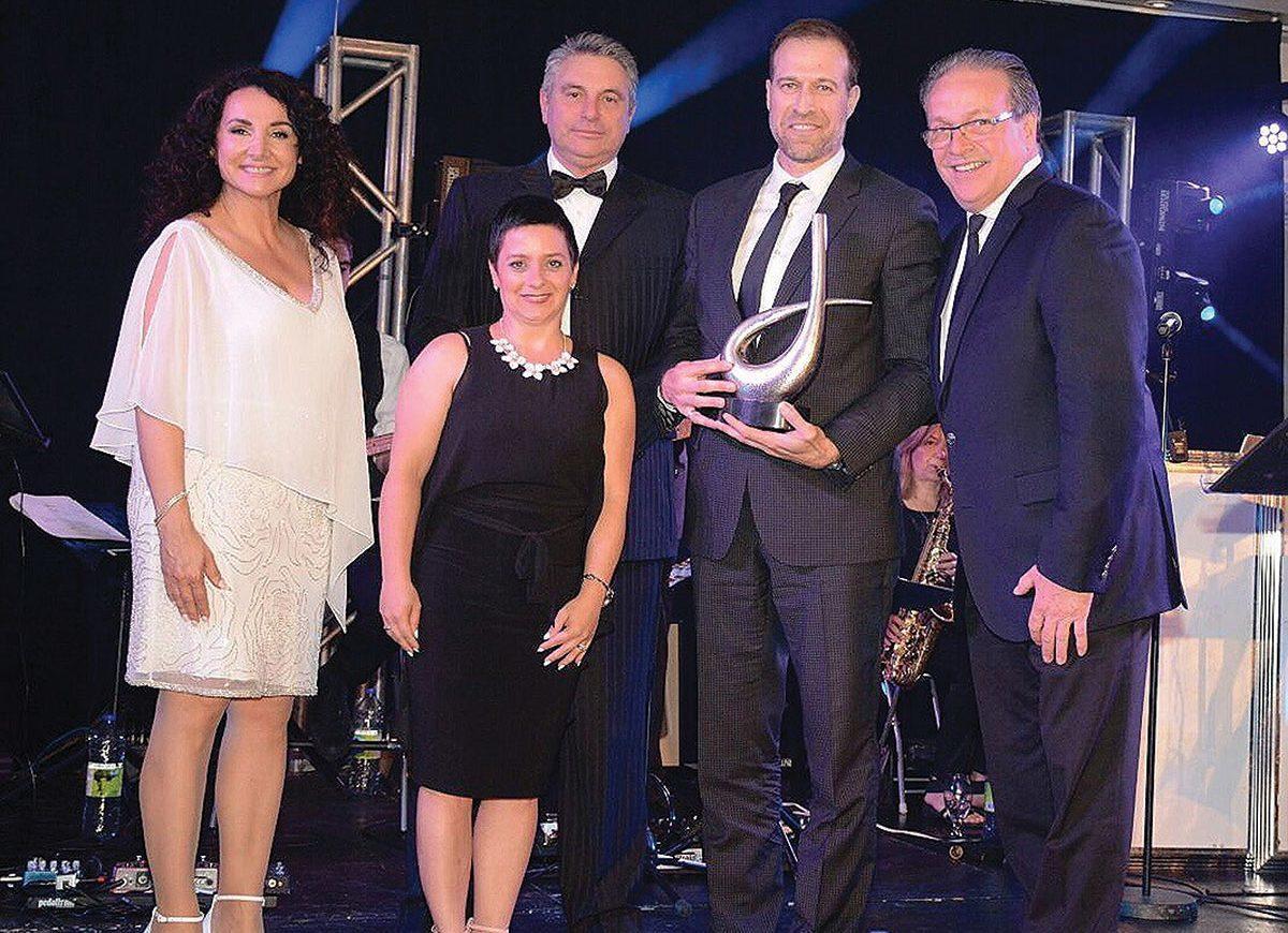 L'APECQ honore Béton Provincial comme «Entreprise de l'année» lors de son 120e anniversaire