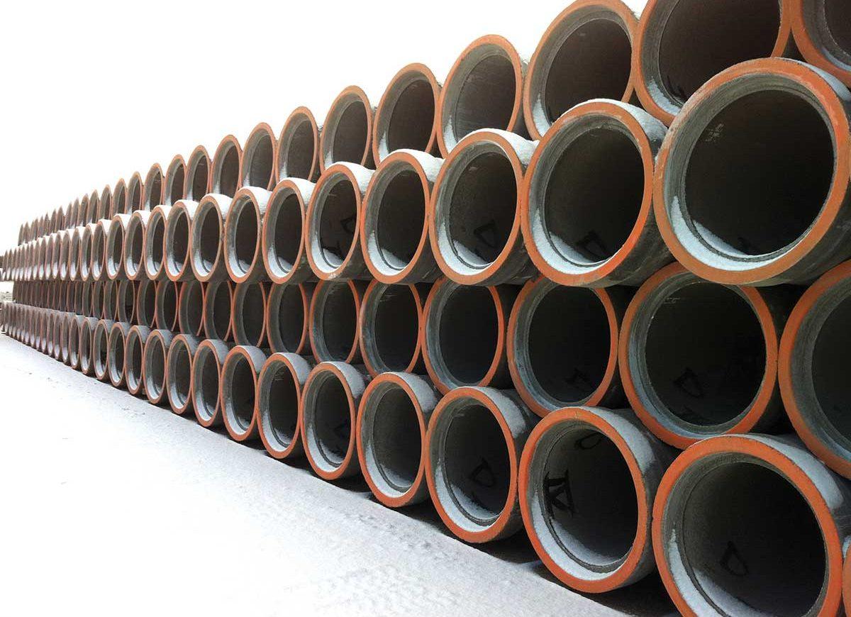 Béton Provincial - Concrete pipes