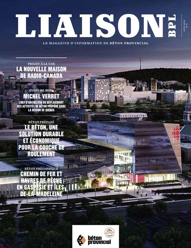 Magazine Liaison 8, printemps 2019