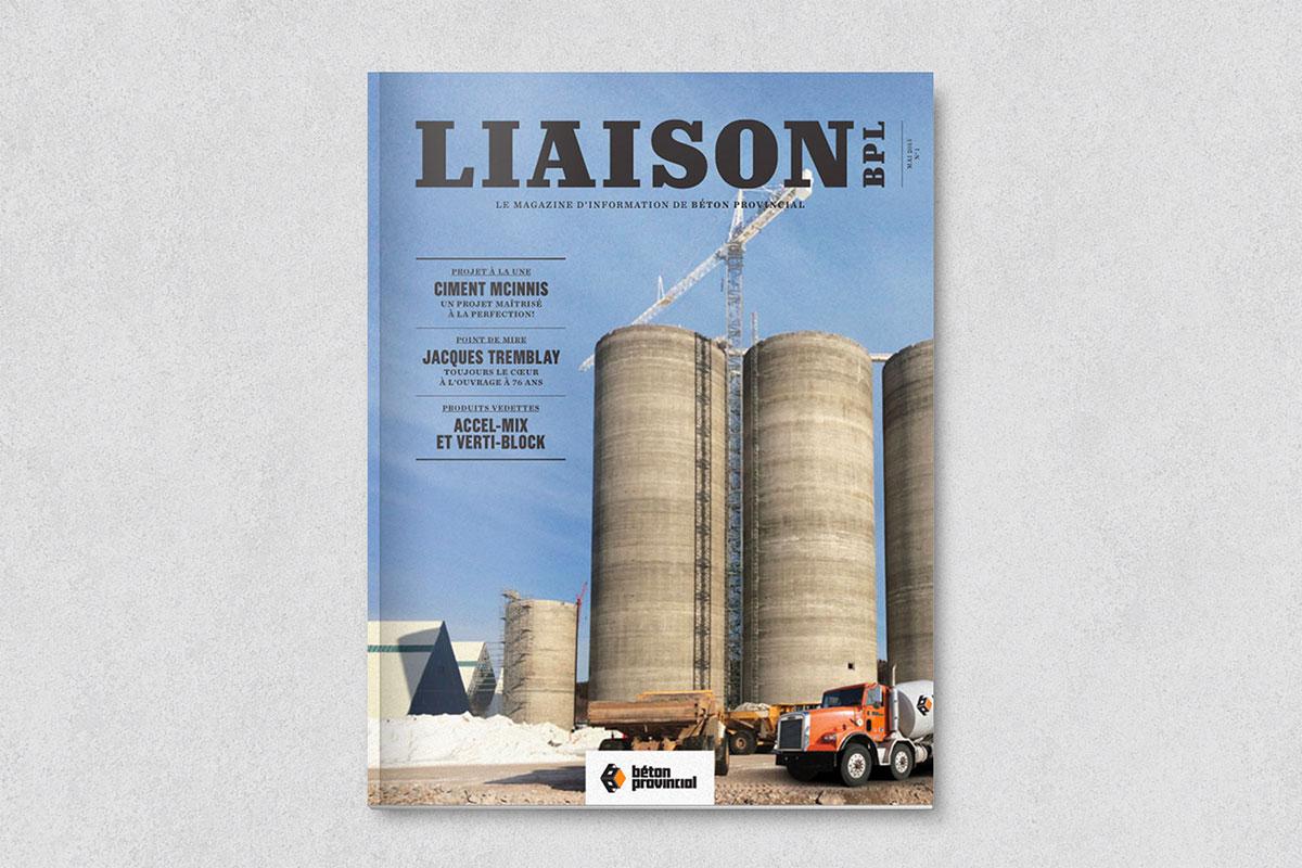 Liaison Magazine  1, spring 2015