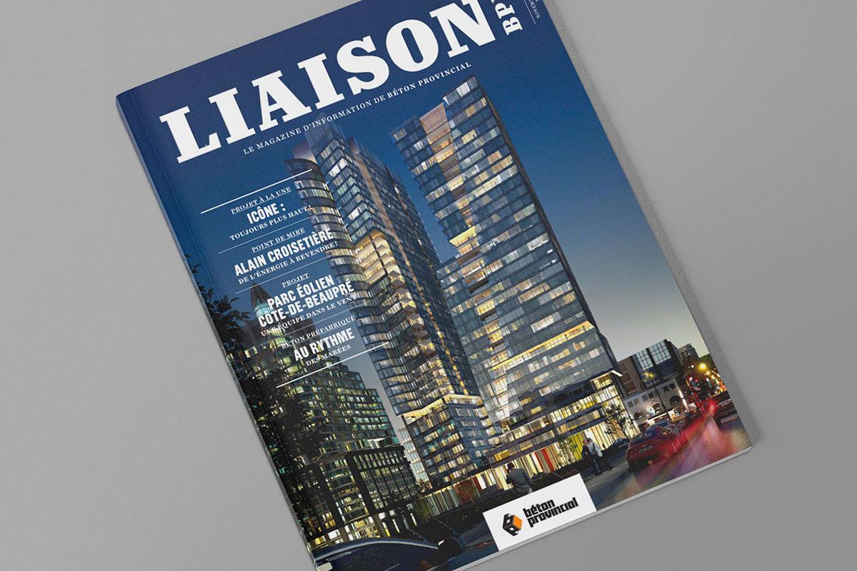 Liaison Magazine  2, fall 2015