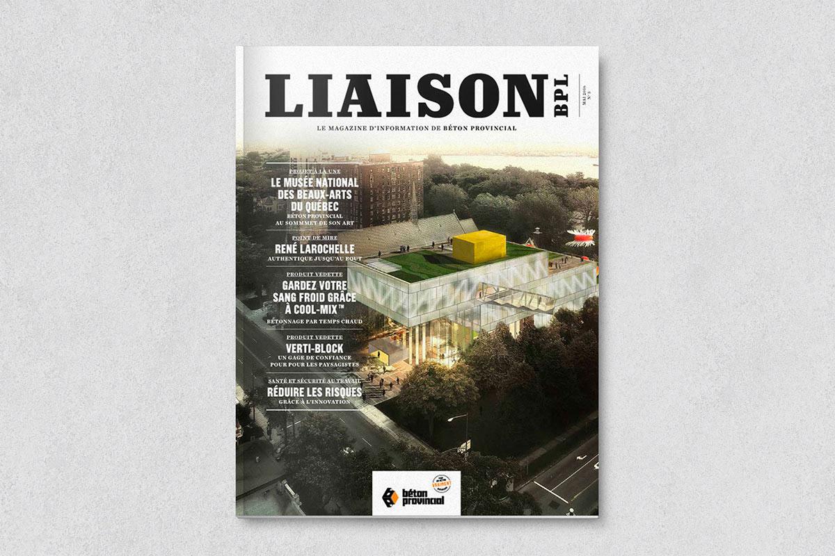 LIAISON MAGAZINE 3, SPRING 2016