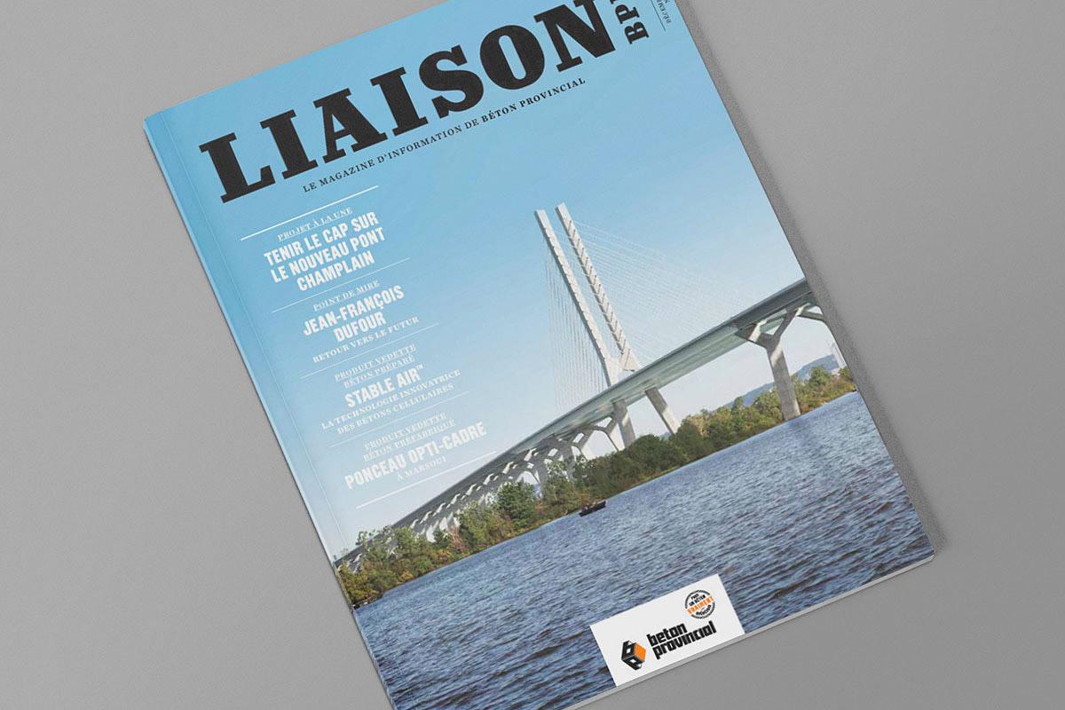 LIAISON MAGAZINE 4, FALL 2016
