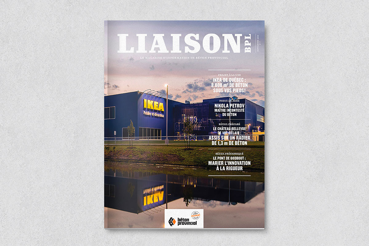 Magazine Liaison 7, summer 2018