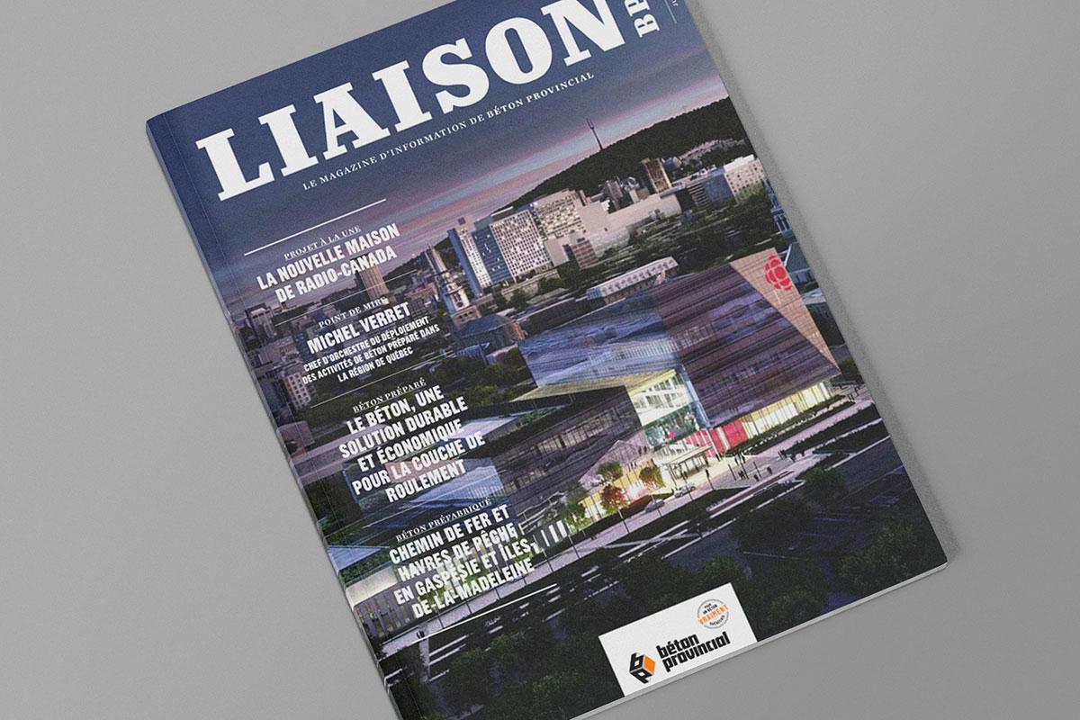 Magazine Liaison 8, spring 2019