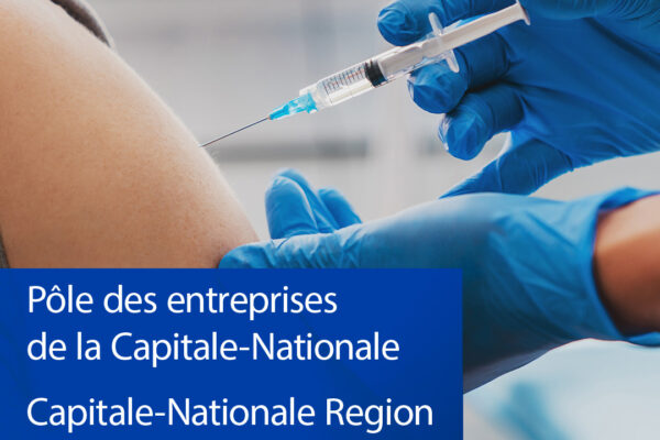 Béton Provincial Ltée's involvement in the Quebec vaccination campaign
