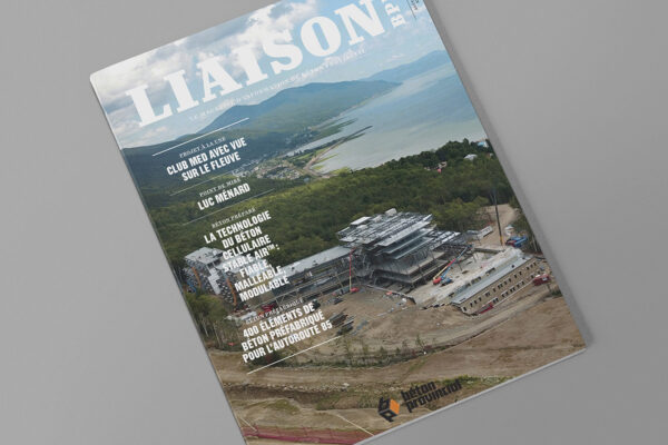 Magazine Liaison 10, été 2021